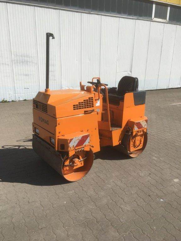 Bomag BW100ADM, Other rollers, Construction Equipment
