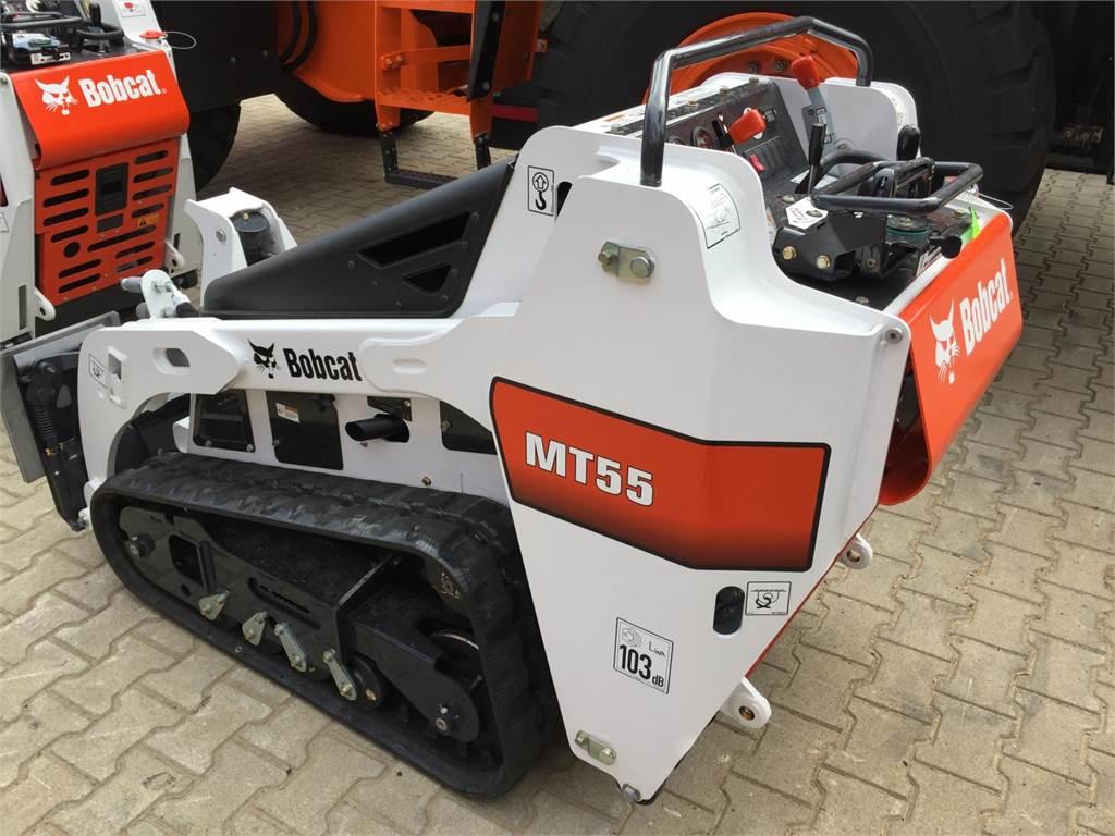 Bobcat MT 55, Skid Steer Loaders, Construction Equipment