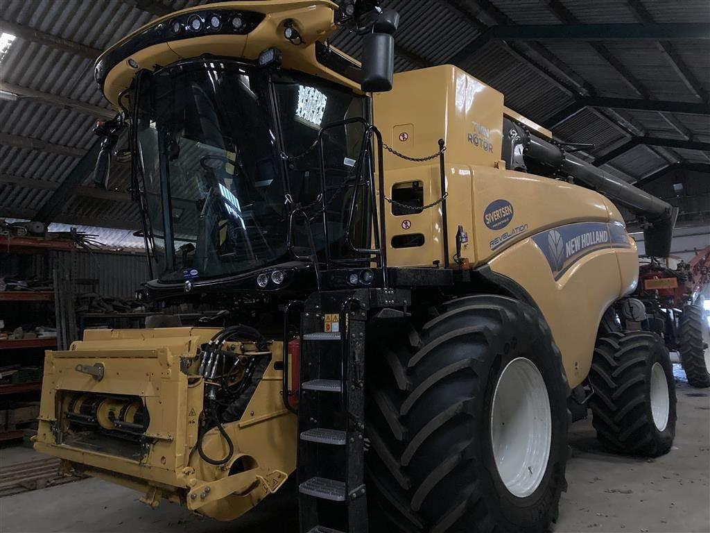 New Holland CR 8.90 4WD 35` VariFeed, Mejetærskere, Landbrug