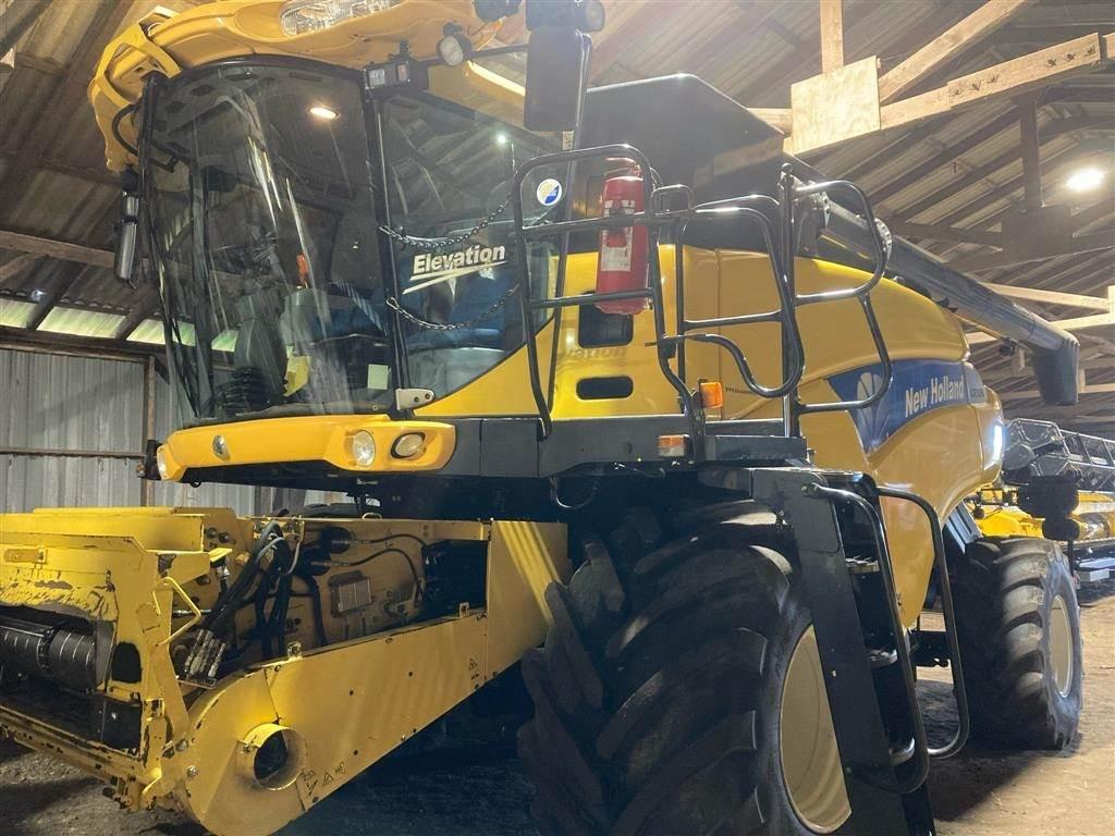 New Holland CR 9090 SLH Elevation 35 fods VariFeed, Mejetærskere, Landbrug