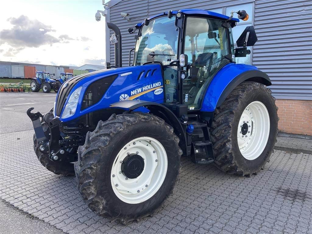 New Holland T5.120 EC kun 201 timer, Traktorer, Landbrug