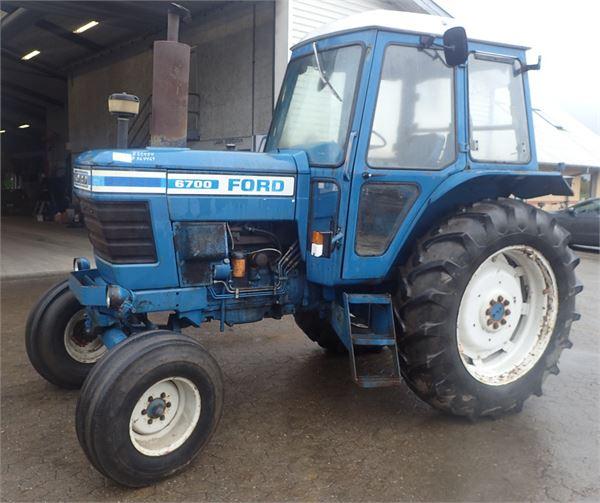 ford 6700 occasion - tracteur ford 6700  u00e0 vendre
