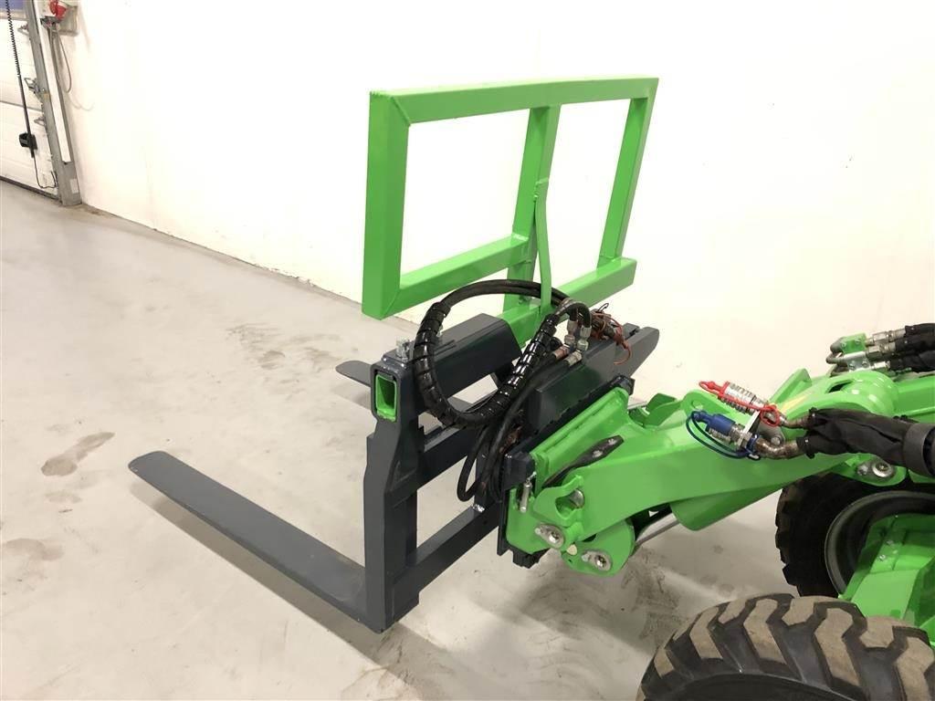 Avant Pallegaffel med hydraulisk rotor, Andet tilbehør, Entreprenør