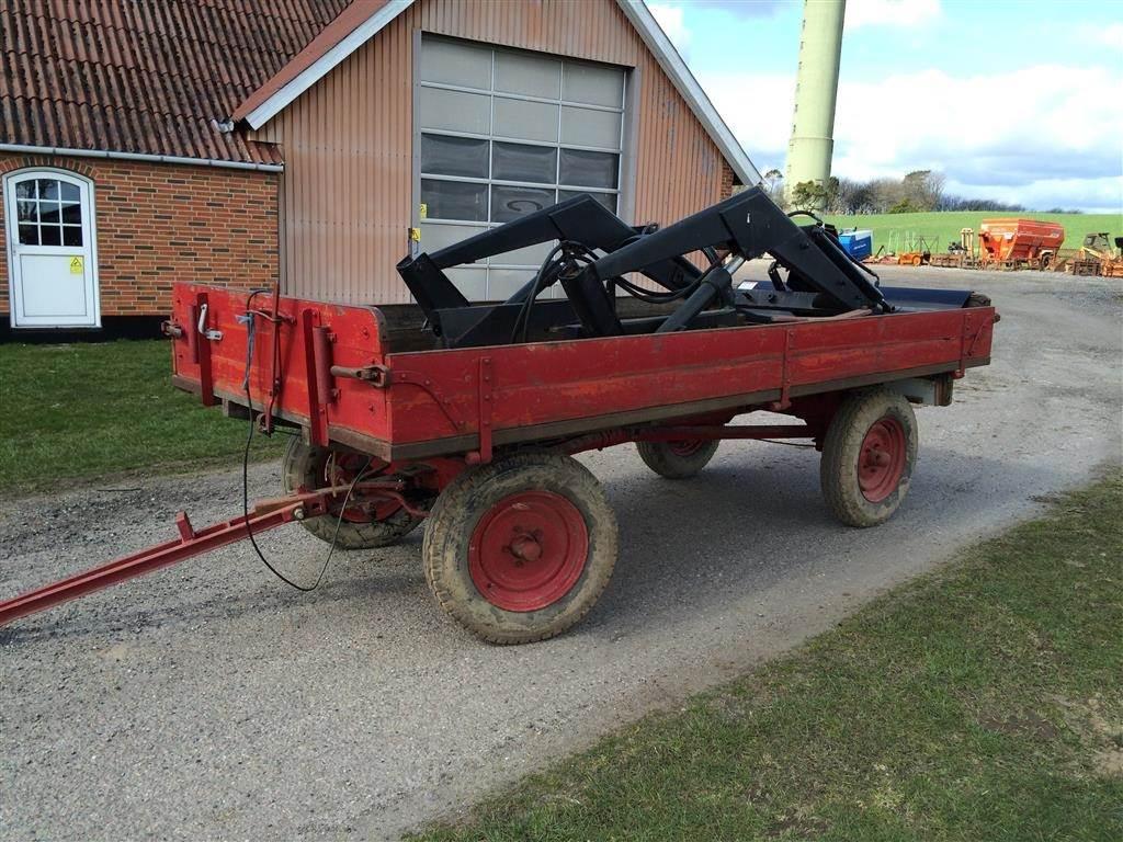 Tim 4-hjulet vogn, Almindelige vogne, Landbrug