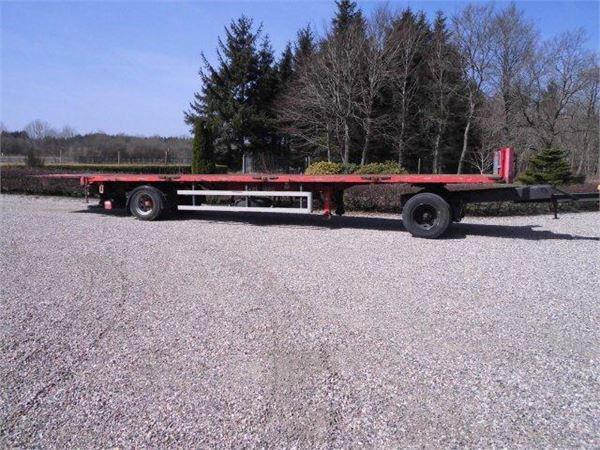 Kel-Berg, Andre lastbiler, Transport