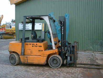 Still R70/30, Gaffeltrucks - andre, Trucks