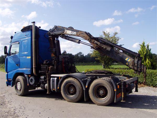 Volvo FH16, Andre lastbiler, Transport