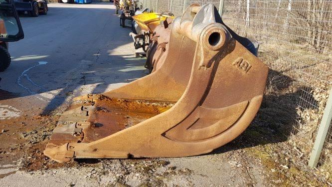 ABL Djupgrävningsskopa, Buckets, Construction Equipment