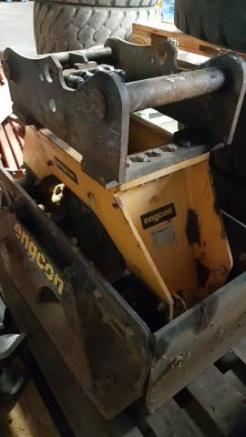 Engcon PP3200 MASKINPADDA S60 OQ-4, Other, Construction Equipment