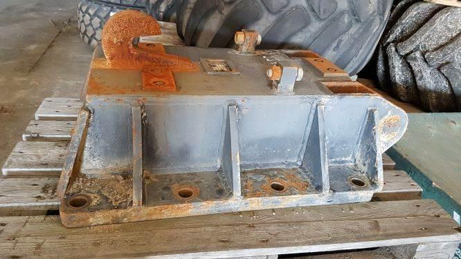 [Other] HAMMARPLATTA S2 TILL VOLVO HAMMARE HB 36, Other, Construction Equipment