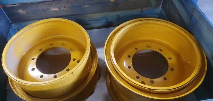 [Other] ÖVRIGT FÄLGAR, Tires, wheels and rims, Construction Equipment