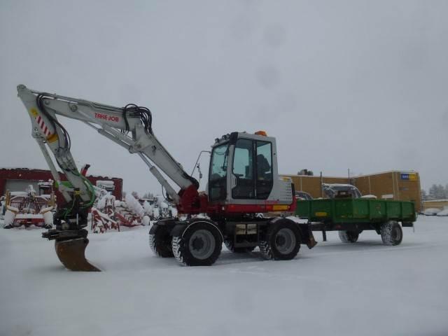 Take-Job TB175, Mini Excavators <7t (Mini Diggers), Construction Equipment