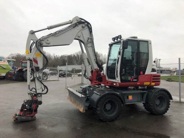 Takeuchi TB295W, Mini Excavators <7t (Mini Diggers), Construction Equipment