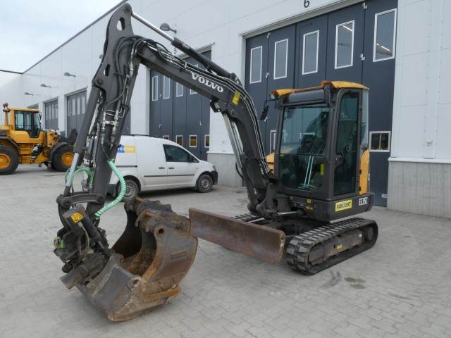 Volvo EC35C, Mini Excavators <7t (Mini Diggers), Construction Equipment