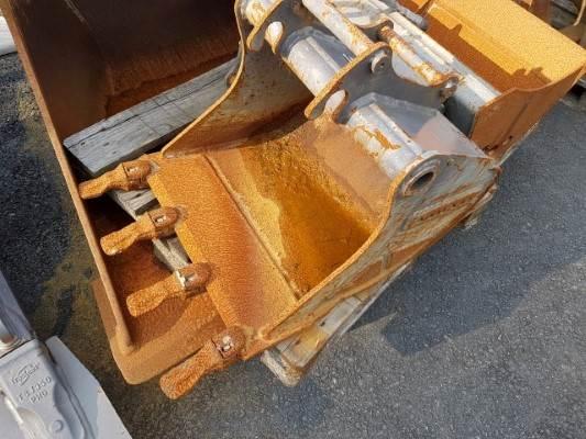 Volvo Grävskopa, Buckets, Construction Equipment