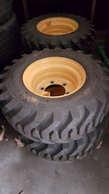 Volvo Kompletta hjul, Tires, wheels and rims, Construction Equipment