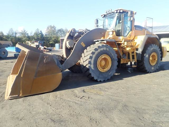 Volvo L250H, Wheel Loaders, Construction Equipment