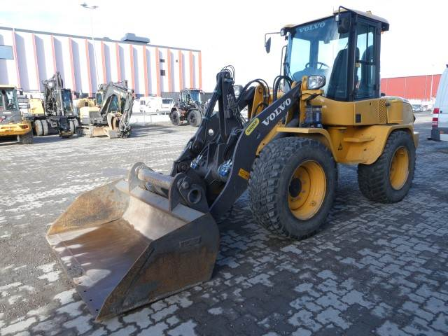 Volvo L35GT, Wheel Loaders, Construction Equipment