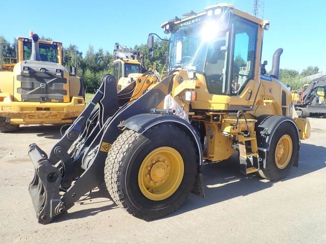Volvo L60G, Wheel Loaders, Construction Equipment