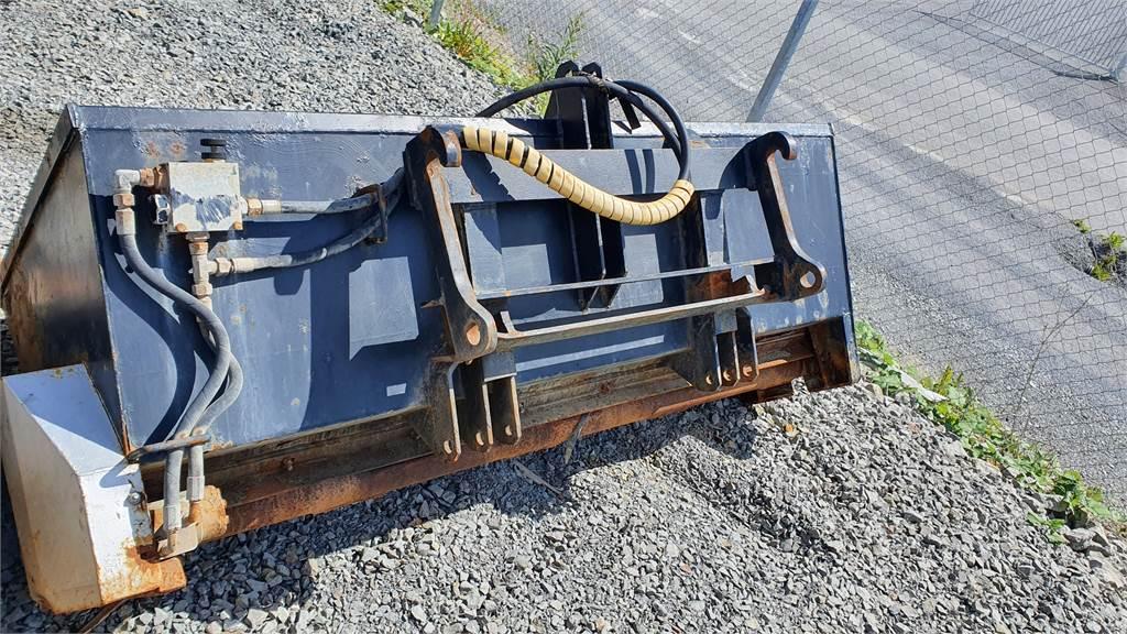 XYZ Sandspridarskopa, Wheel Loaders, Construction Equipment