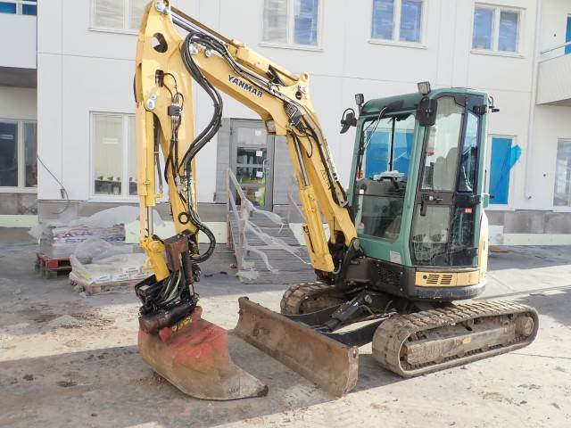 YANMAR VIO38, Mini Excavators <7t (Mini Diggers), Construction Equipment