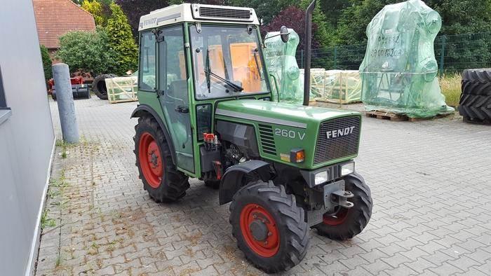 Fendt FARMER 260 V