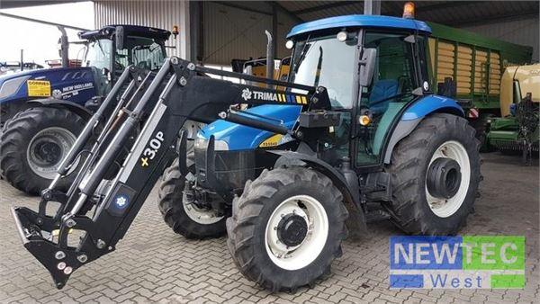 New Holland TD 5040 ALLRAD