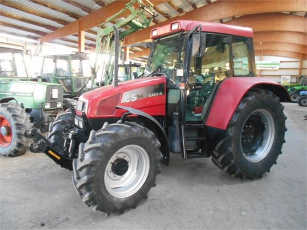 used case ih case cs 94 tractors year 1997 price 20 346 for sale mascus usa. Black Bedroom Furniture Sets. Home Design Ideas