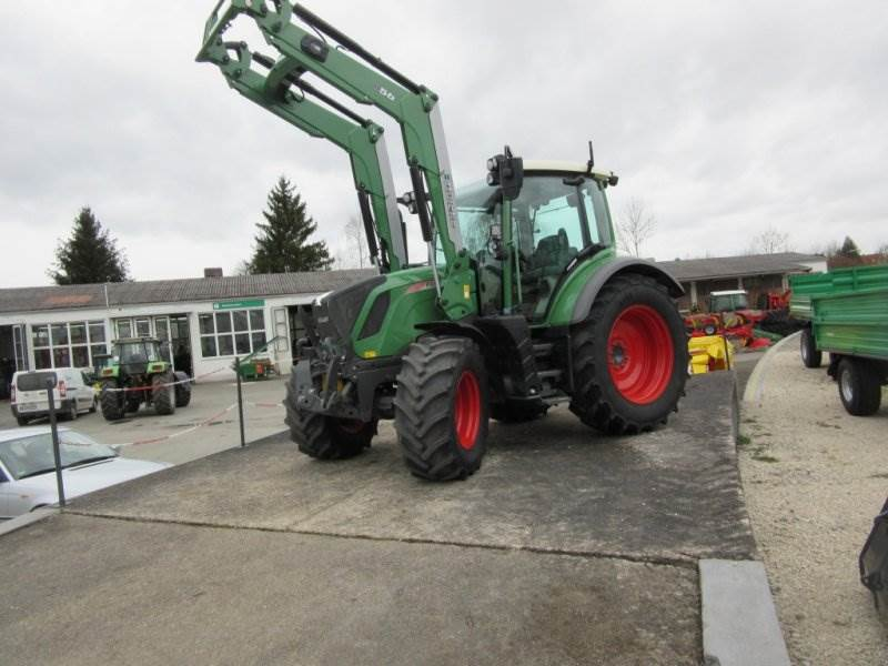 Fendt 312 Vario S4 Power Version