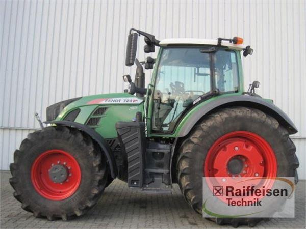 Fendt 724 Vario S4 (174 kW) -