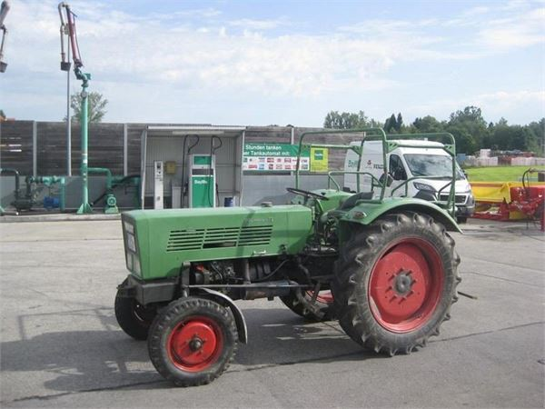 Fendt GEBR. FENDT FARMER 2