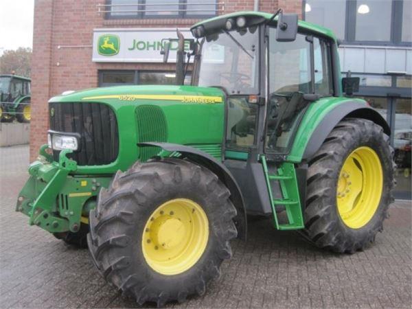 John Deere 6520 Premium PowrQuad Traktor
