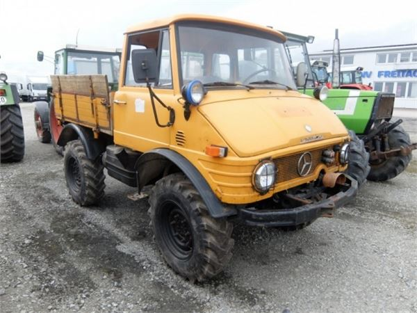 used mb trac unimog 421 tractors year 1979 price 6 379 for sale mascus usa. Black Bedroom Furniture Sets. Home Design Ideas