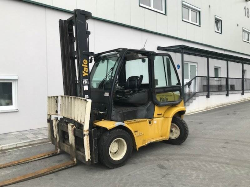 Yale GDP 70VX, Diesel counterbalance Forklifts, Material Handling