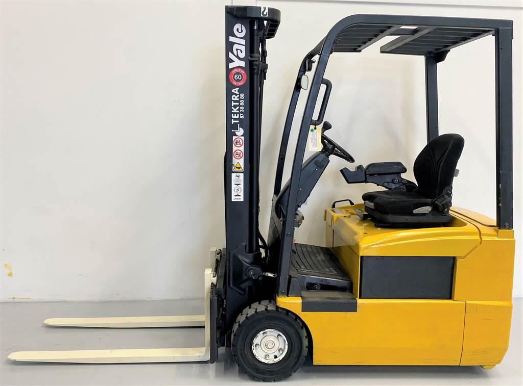 Hyster J 1,60 XMT, Gaffeltrucks, elektriske, Trucks