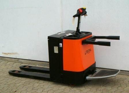 Rocla TP 20, El-palleløftere med platform, Trucks