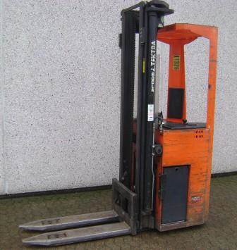 Rocla TTS 20, Selvkørende stablere, Trucks