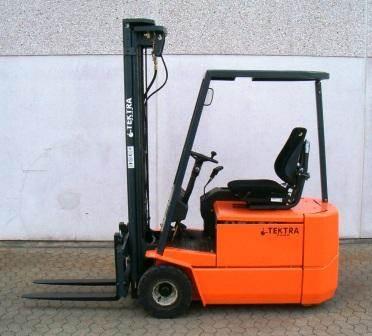 Steinbock Boss JE 15-88, Gaffeltrucks, elektriske, Trucks