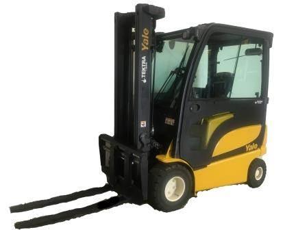 Yale ERP25VL (SWB), Gaffeltrucks, elektriske, Trucks