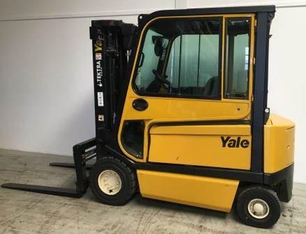 Yale ERP32ALF AC, Gaffeltrucks, elektriske, Trucks