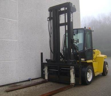 Yale GDP120DB, Diesel gaffeltrucks, Trucks