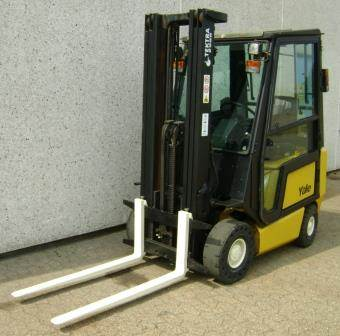 Yale GLP16AF, LPG gaffeltrucks, Trucks