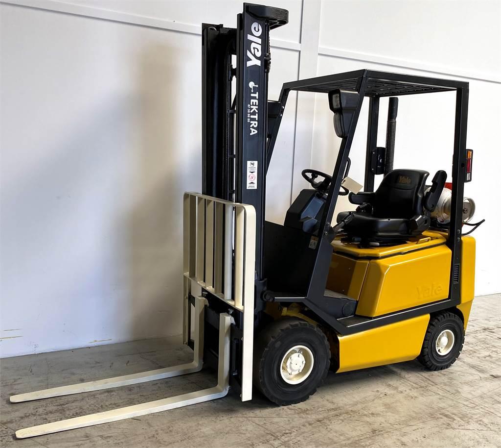 Yale GLP16AF, Andre, Trucks