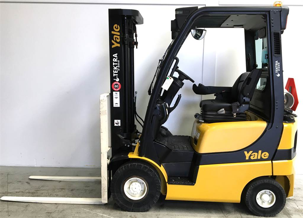 Yale GLP16VX, LPG gaffeltrucks, Trucks