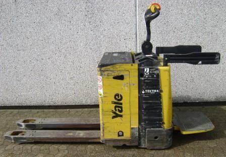 Yale MP20X - 500 AH, El-palleløftere med platform, Trucks