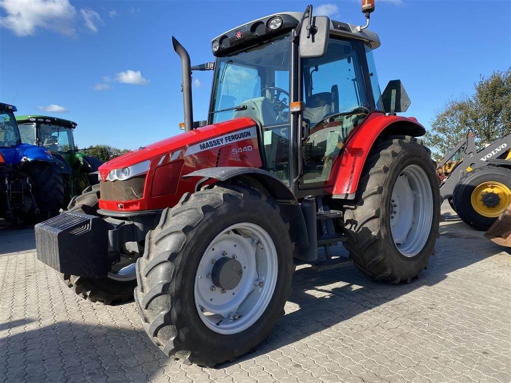 Massey Ferguson 5440 DYNA 4! KUN 1800 TIMER OG AIRCON!, Traktorer, Landbrug
