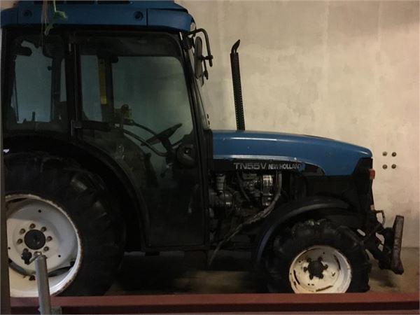 Tractores new holland tn de segunda mano new holland tn 55 fandeluxe Images