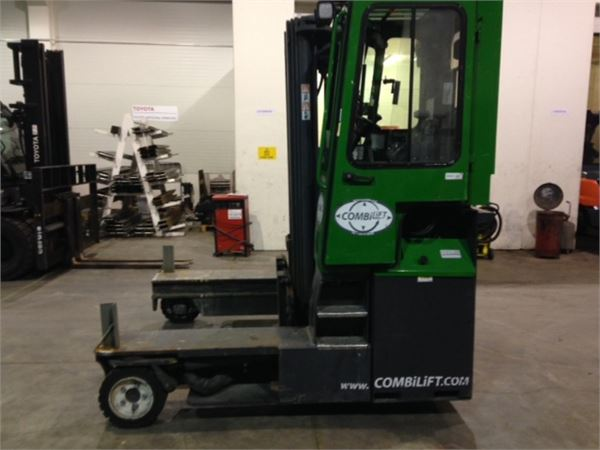 used combilift c4000e forklift trucks others year 2014 price 55 527 for sale mascus usa. Black Bedroom Furniture Sets. Home Design Ideas