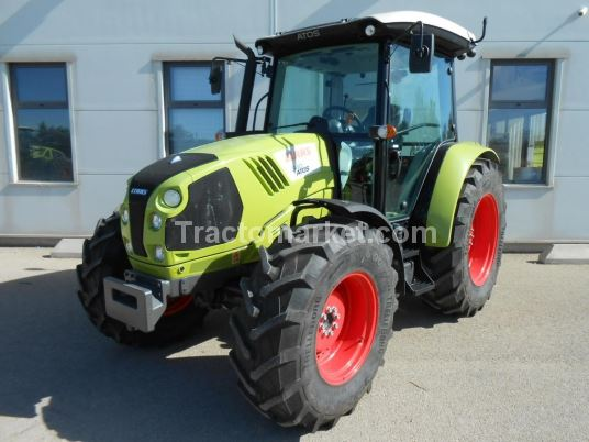 claas atos 340 sur mesure occasion france