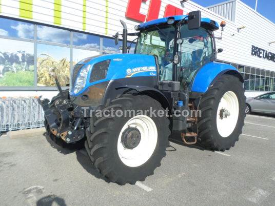 New Holland T 7 210 AC